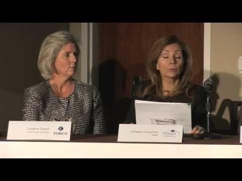 Zurich/Ceres/PRMIA News Conference Part 1