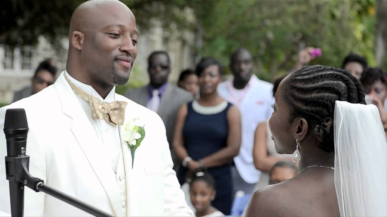Codrington college wedding