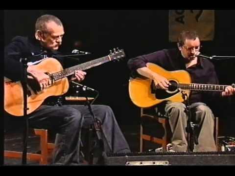 Davey Graham and Bert Jansch