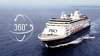 Discover a world of cruising [360° video]