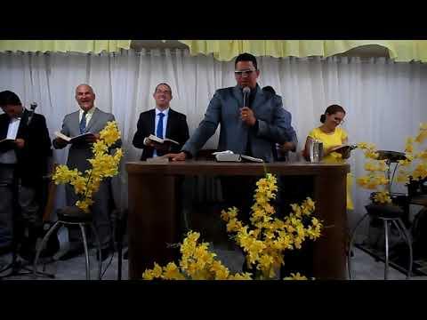 Pastor Edy. Pregação. Deus virou à mesa