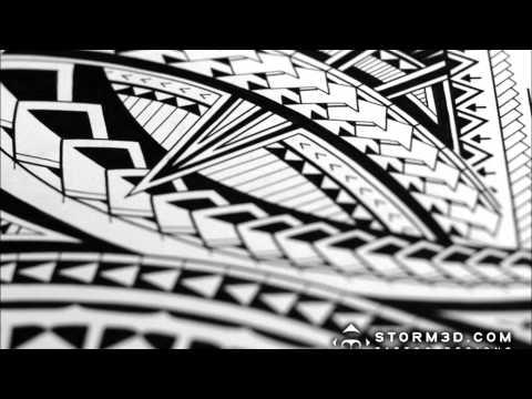 Samoan Tribal Tattoos Drawings
