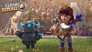 "Clash Royale Movie 2019 - ""The Guardian Mini Pekka"" [Full HD] 