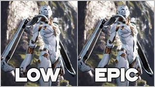 PARAGON | Low vs Epic PC Graphics Comparison