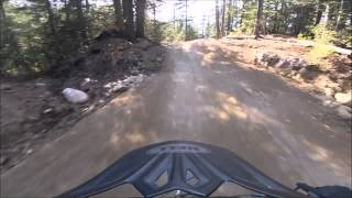 Remy Metailler - Fox Air DH Crankworx 2015 Whistler