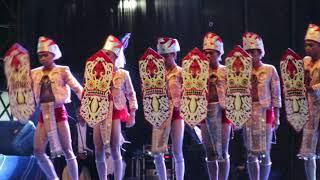 Download Lagu Bikin Merinding Menyaksikan Tarian Dayak Kalimantan Barat (Festival Koreografi Tari Nusantara) Gratis STAFABAND