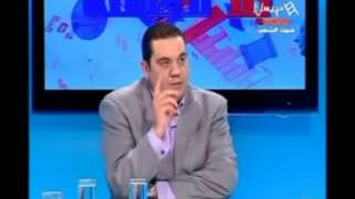 مذيع تونسى هبيل يقول :ملك المغرب تدخل ليفوز مراد بوريكي