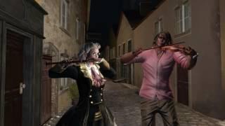 Pfaffenthal 1867 - Straßenmusikanten Claire & Jon