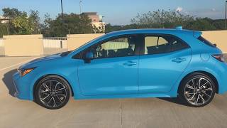 Best Hatchback For $25K??---2019 Toyota Corolla Hatchback In-Depth Review!