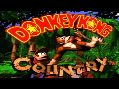 David Wise - Donkey Kong Country - Bonus Stage
