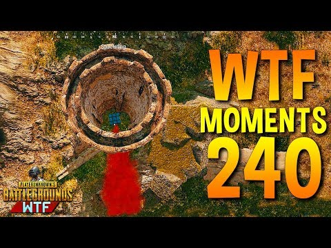 PUBG Daily Funny WTF Moments and Highlights! Ep 240