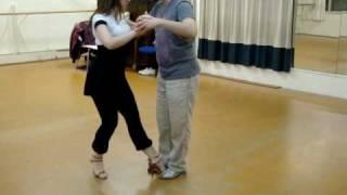 Ariadna Naveira & Fernando Sanchez Tango workshop in New Zealand
