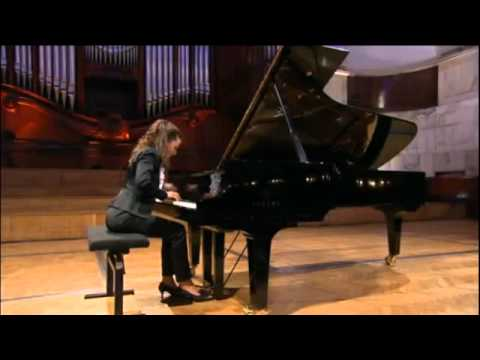 Avdeeva Yulianna Prelude in C sharp minor,