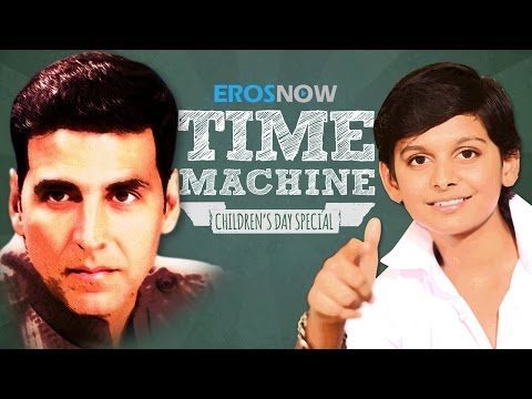 Rare Akshay Kumar Childhood Video - Time Machine