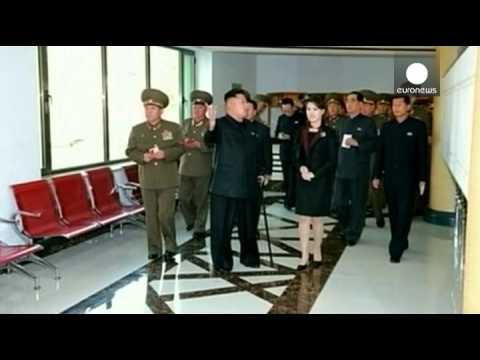 Fresh images of North Korean leader Kim Jong-un released