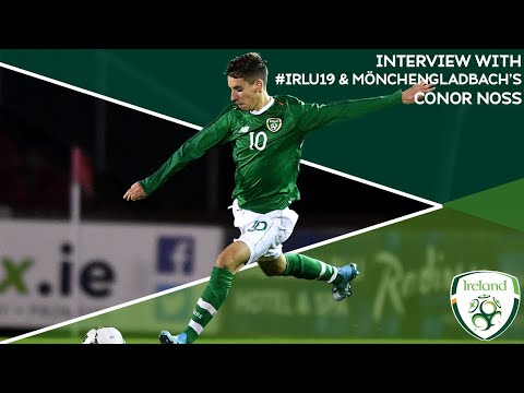 Interview with #IRLU19 & Borussia Mönchengladbach's Conor Noss