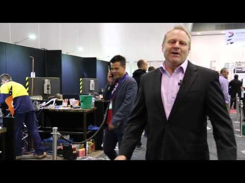 2014 WorldSkills Australia National Refrigeration Competition Day 1 highlights