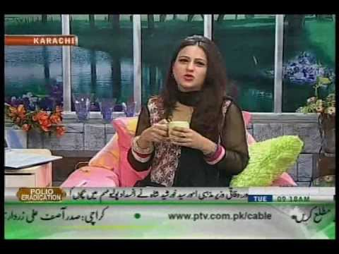 Subh-a-nau Ptv News 31 Jan 2012 Naat 'thandi Thandi Hawa' video