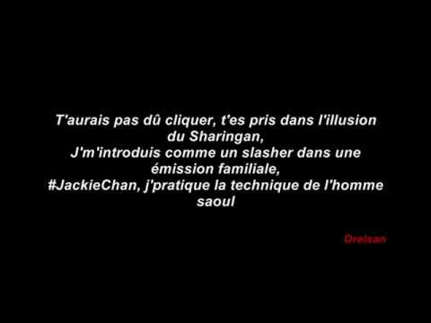 Sexion d'assaut Sharingan paroles