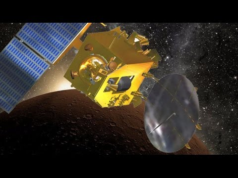 EXCLUSIVE: India Becomes First Country To Enter Mars' Orbit In Maiden Attempt