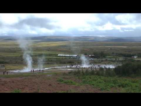 ICELAND: Geysir