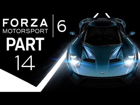 "Forza Motorsport 6 - Let's Play - Part 14 - ""Sport Icons: Nighfall Series 1/2"""