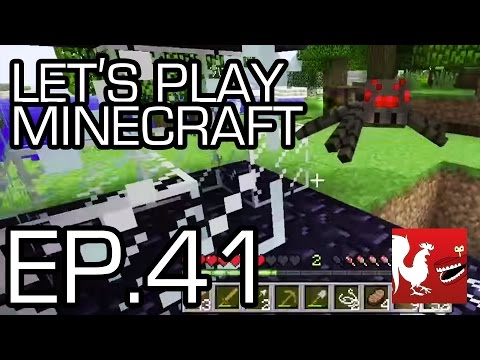 Let's Play Minecraft - Episode 41 - No Petting Zoo