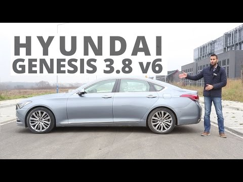 Hyundai Genesis 3.8 V6 GDi 315 KM, 2014 - test AutoCentrum.pl #152