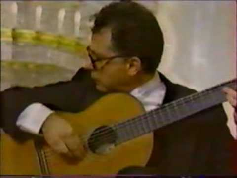 Rare Classical Guitar Video: Pepe Romero Bulerias