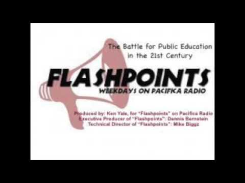 The Battle For Public Education in the 21st Century-Flashpoints Interview w/ Khadijah Means (full)