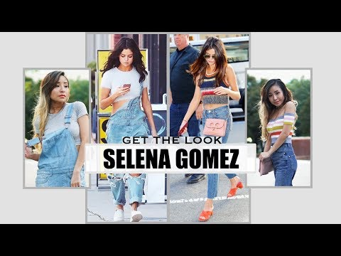 GET THE LOOK FOR LESS| SELENA GOMEZ' STREET STYLE SUMMER OUTFITS thumbnail