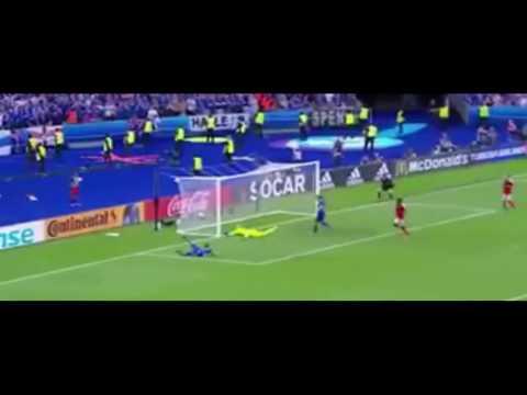 Insane Icelandic commentator on 2nd goal vs Austria