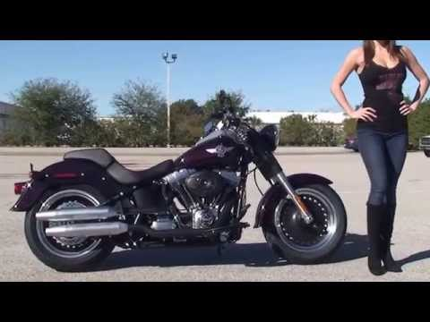 New 2014 Harley Davidson Fat Boy Lo Motorcycles for sale  - Tampa, FL