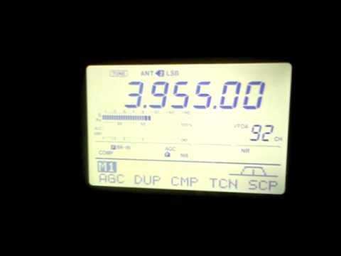 3AM Ham Radio Ragchewing