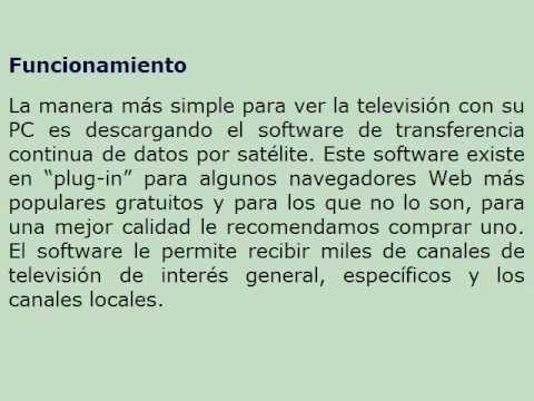 TV en vivo - TV por internet