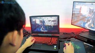 Hp Omen 15 - Lột xác của ác quỷ laptop gaming cao cấp nhập khẩu giá rẻ trungtran.vn