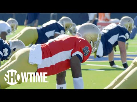 A Season With Notre Dame Football (2015) | Series Premiere September 8th | Showtime Sports