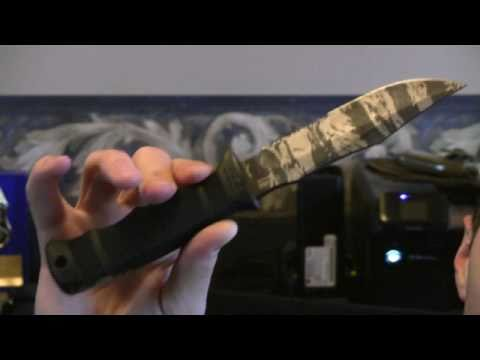 SOG Seal Pup Elite Knife Review, Equip 2 Endure