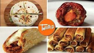 10 Tasty Burger Recipes | Twisted
