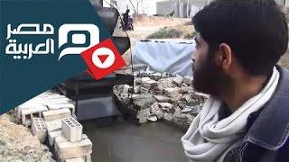 مصر العربية   اهالي سوريا يبتكرون بدائل لتوليد الكهرباء
