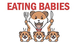 Why Do Animals Eat Their Babies?