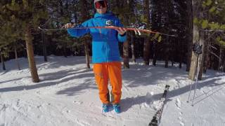 2017 2018 Atomic CTI 83 ski review