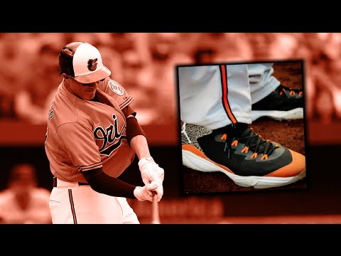 Top 5 MLB cleats & sneaker collections with MLB All-Star Manny Machado