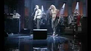 Moby Feat Gwen Stefani South Side Live A Letterman