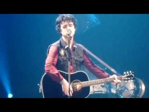 Green Day - Last Night on Earth + Good Riddance - Live @ Auckland, New Zealand, May 14th 2017