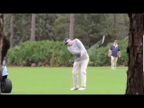 Raymond Floyd Iron Shot at 2013 PNC Father Son Challenge