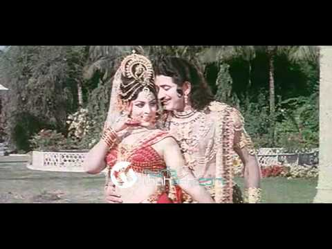 Kurukshetram (1977) -- Telugu Full Movie Part-2 Manamahesh video