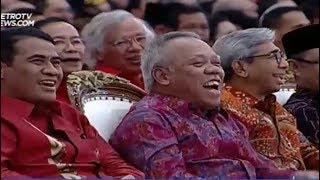 Download Lagu Puji Menteri Basuki di Acara PDIP, Jokowi: Ini Bapak Infrastruktur Gratis STAFABAND
