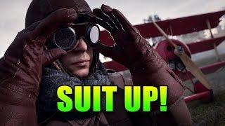 Suit Up - Squad Up | Battlefield 1 Teamwork