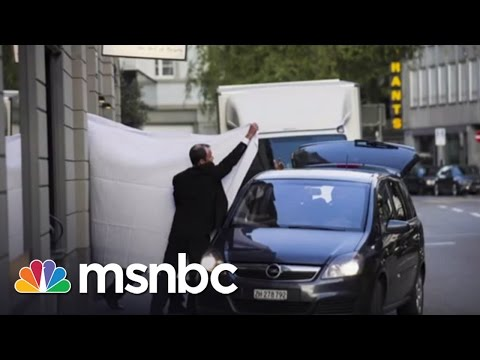Top FIFA Officials Arrested In Switzerland | msnbc